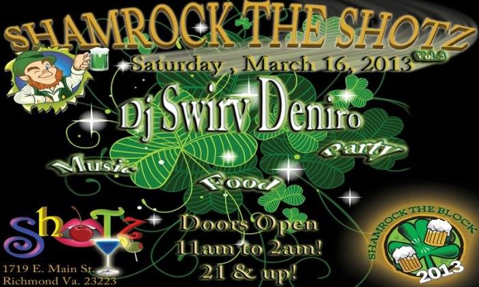 shamrocktheblock2012